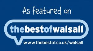 As Featured On Best of Walsall